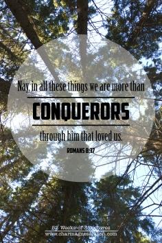 23/52 - Romans 8:37